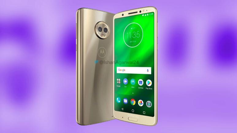 Motorola Moto G6 Plus Geekbench'te göründü