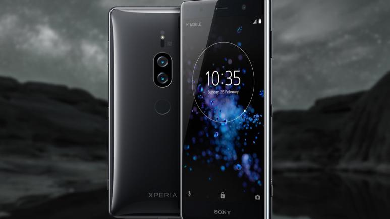 Sony'nin ilk dual kameralı modeli geldi: Xperia XZ2 Premium