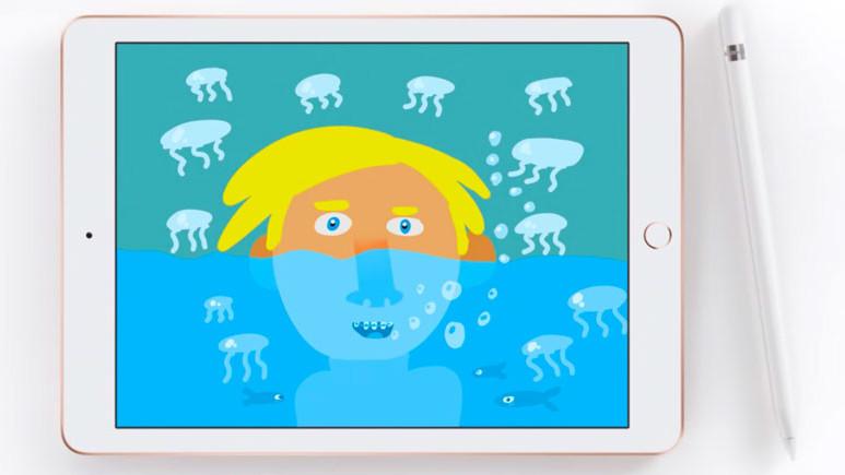 Apple'dan yeni iPad için Türkçe tanıtım videoları