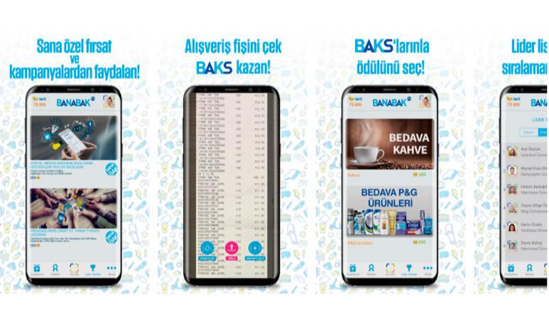 Banabak platformu mobile taşındı
