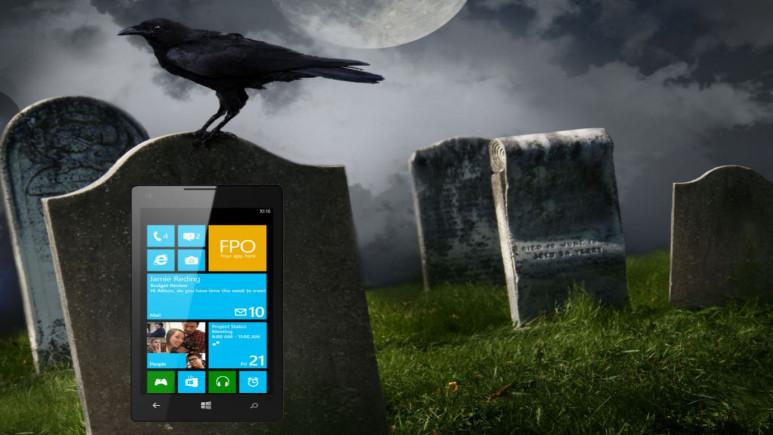Windows Phone tarihe karıştı!
