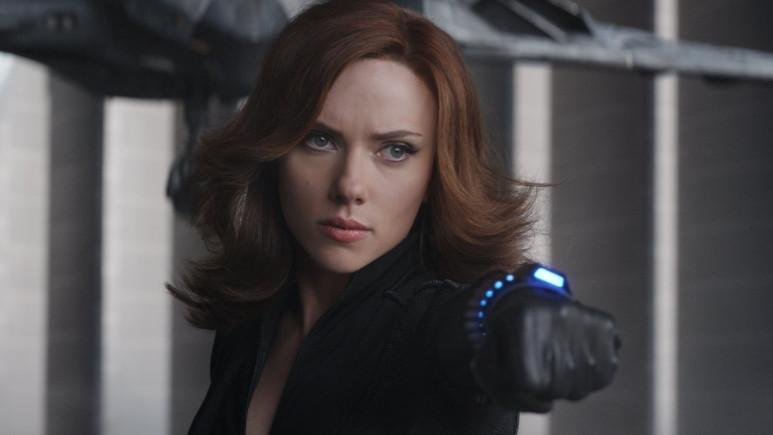 Black Widow filmi için hazırlıklar tam gaz devam ediyor!