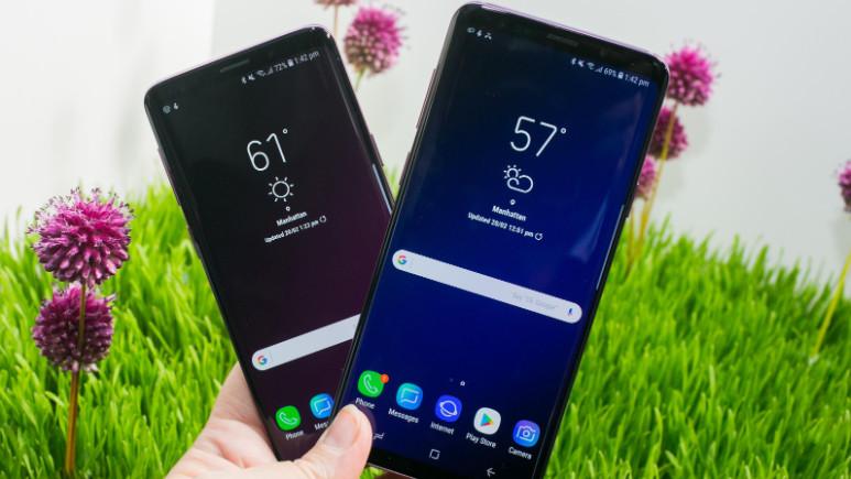 Galaxy S9 ve S9 Plus güncellemesi yayınlandı!