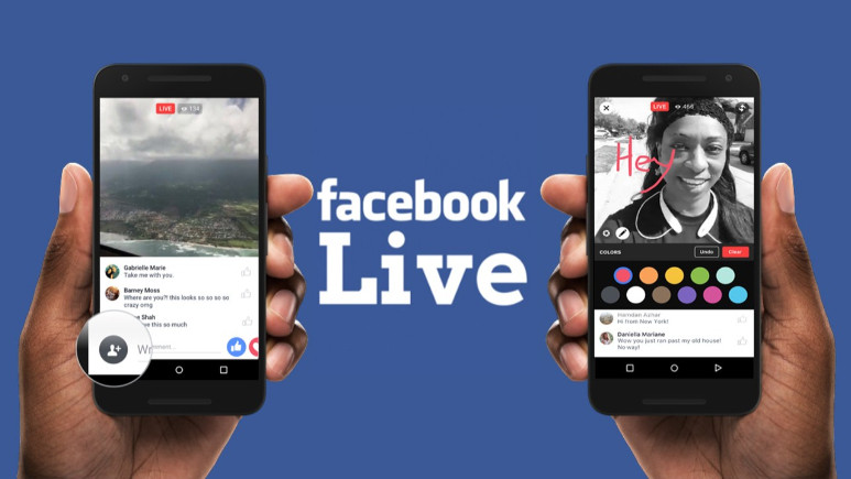 Facebook'ta canlı yayın nasıl yapılır?