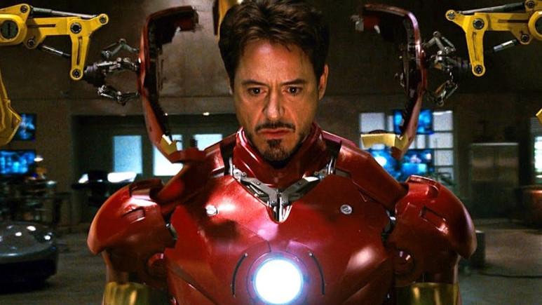 Iron Man'in kostümü depodan çalındı!