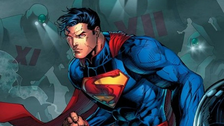 The Death of Superman'dan ilk fragman geldi!