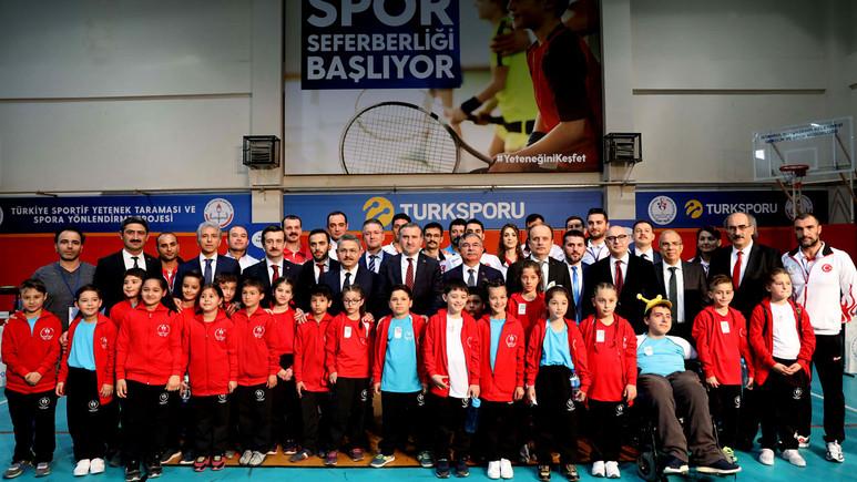 Turkcell'den Türk spor tarihine yön verecek proje