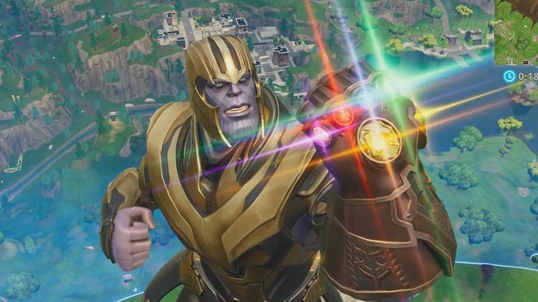 Fortnite'ta Infinity Gauntlet etkinliği sona eriyor!