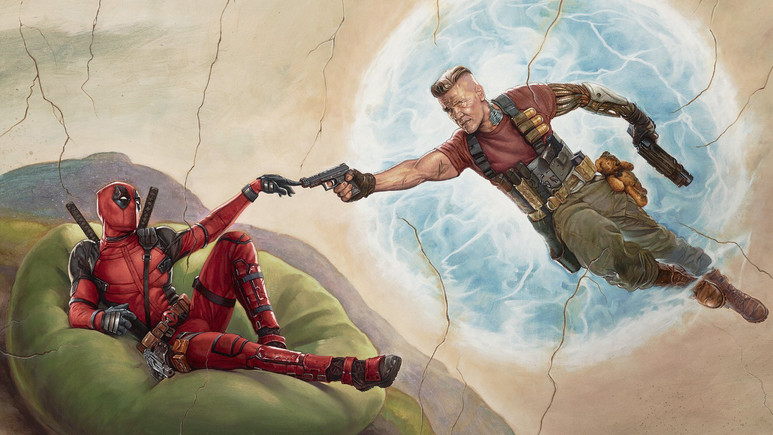 Deadpool 2 İncelemesi!