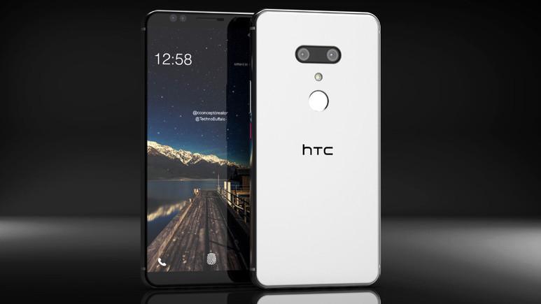 HTC U12 Plus duyuruldu!