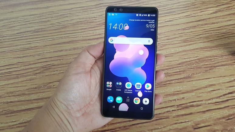 HTC U12 Plus elimizde (Video)