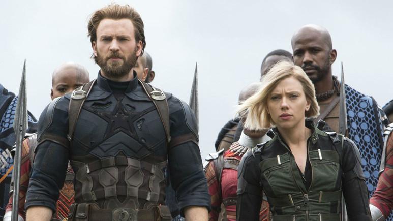 Avengers: Infinity War'dan Captain America sürprizi!