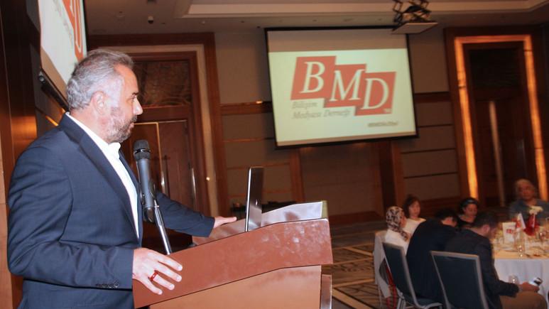 Bilişim basını geleneksel BMD iftarında buluştu
