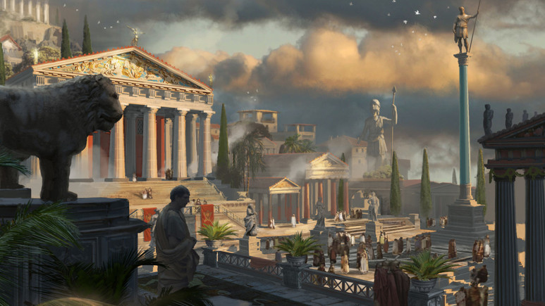Assassin's Creed: Odyssey resmi olarak duyuruldu!