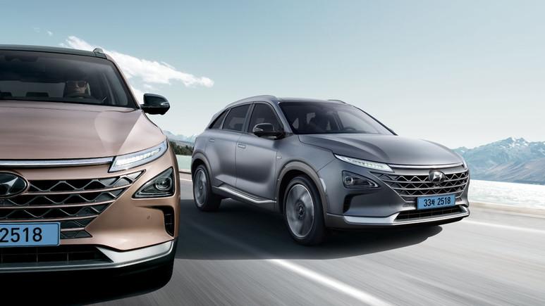 Hyundai Avrupa'daki hidrojen istasyonlarının sayısını artırıyor