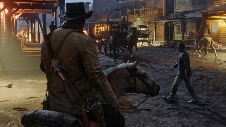 Red Dead Redemption 2'den yeni gelişmeler!