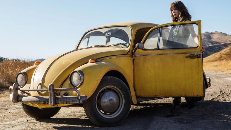 Bumblebee filminden beklenen ilk fragman geldi!