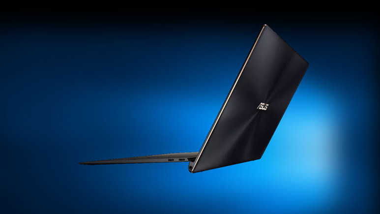 Asus'tan hem ince hem güçlü bilgisayar ZenBook S
