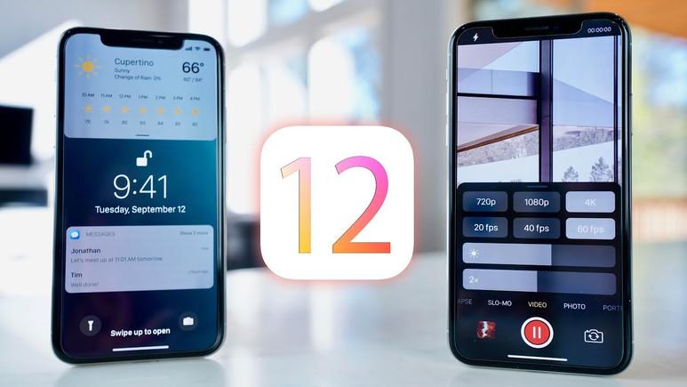 Hangi cihazlar iOS 12 güncellemesi alacak?