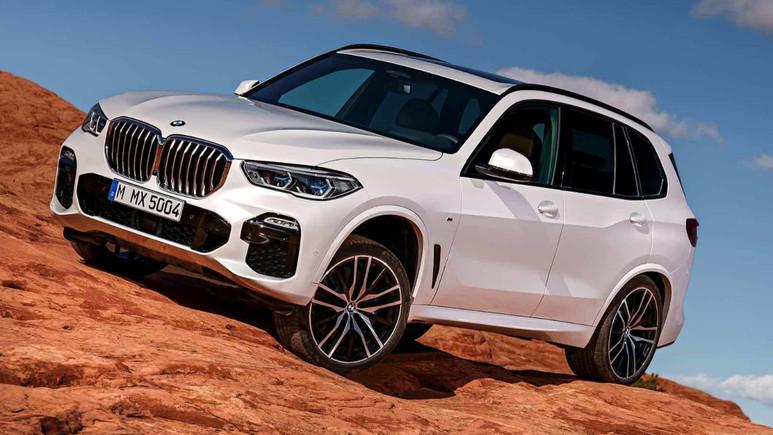 Yeni BMW X5 tanıtıldı!