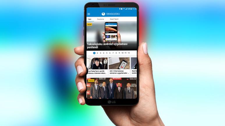 Teknolojioku Android uygulaması yenilendi