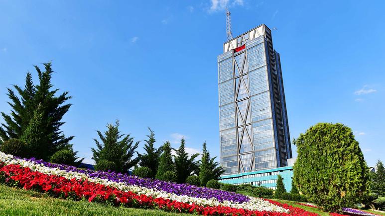 Türk Telekom yeni genel müdürlük binası açıldı