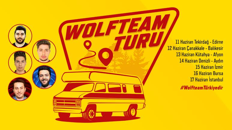 Wolfteam Ramazan'da şehir şehir gezip oyuncularla buluşacak!