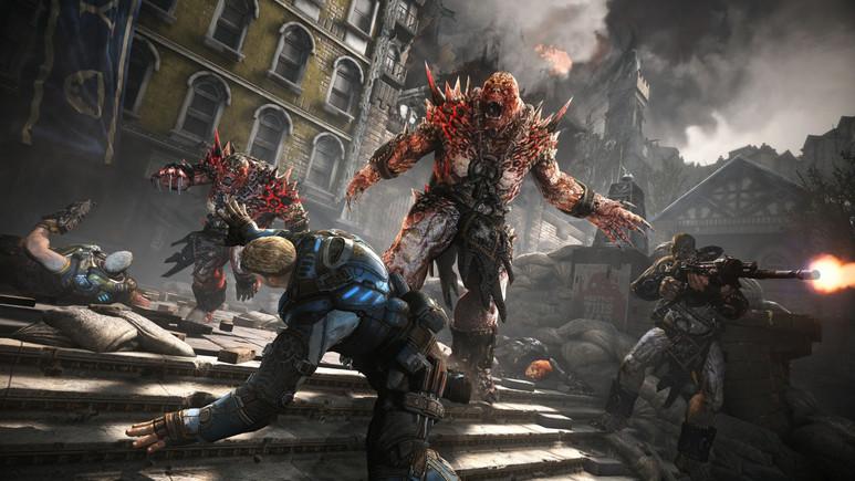 Epik savaş sahneleri ile Gears 5 duyuruldu!