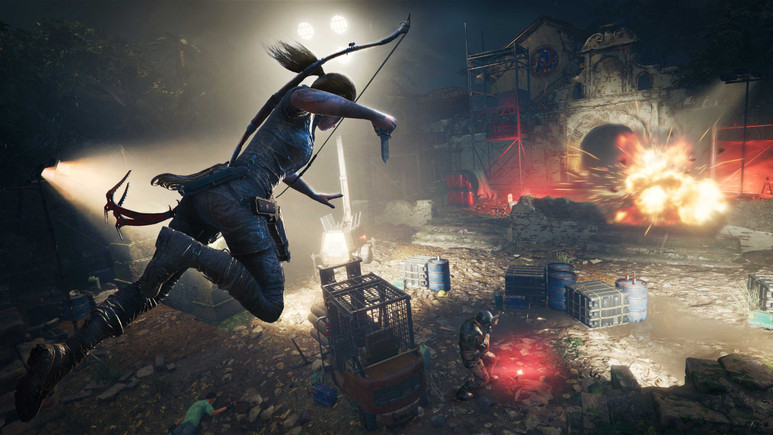 Shadow of the Tomb Raider'dan ilk oynanış videosu!