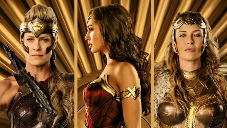 Wonder Woman 2'den ilk bilgiler geldi!