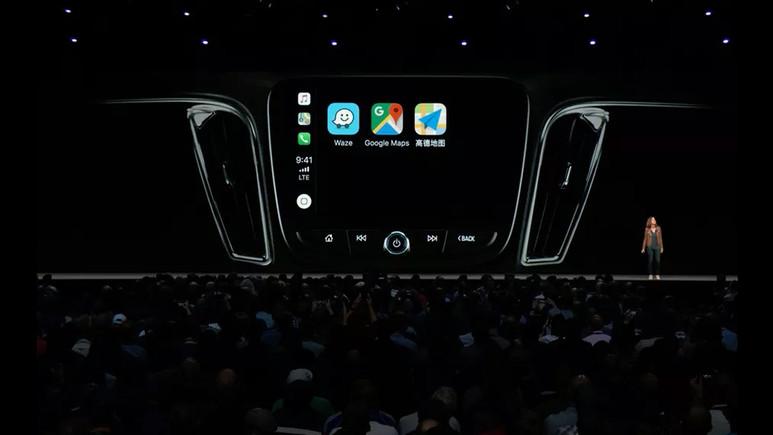 iOS 12 ile Apple CarPlay'e Google Maps geliyor