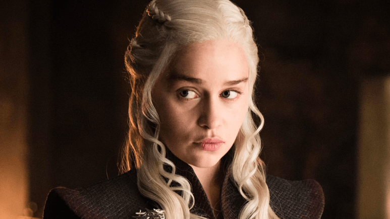 Game of Thrones'un Khaleesi'sinden veda!
