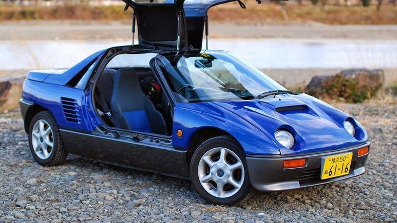 Dünyanın en küçük arabası ile tanışın!