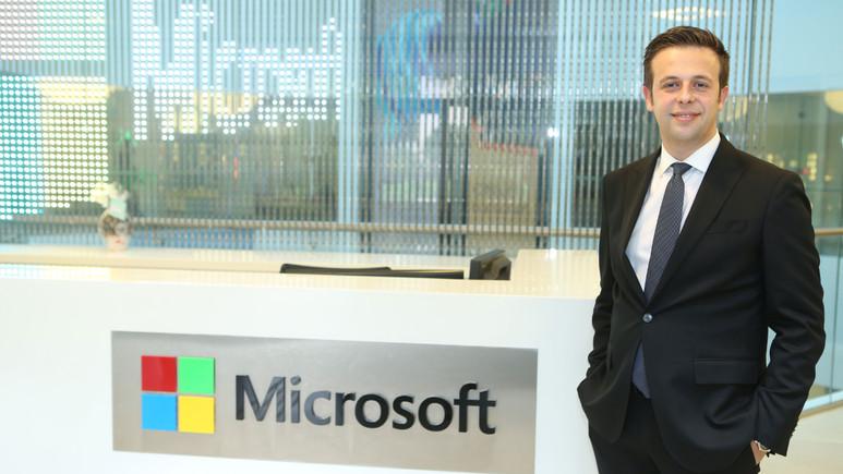 Microsoft'ta bölgesel atama!