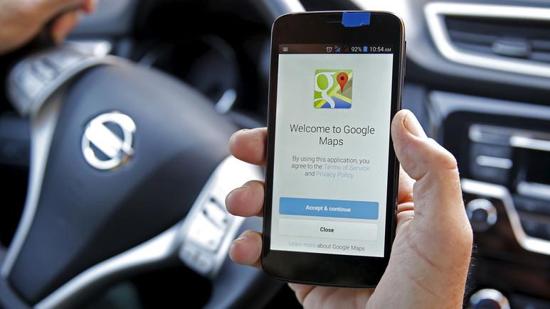 Google Haritalar yenilendi