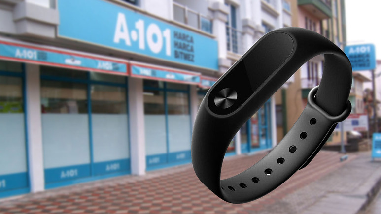 A101'de Xiaomi Mi Band 2 fırsatı