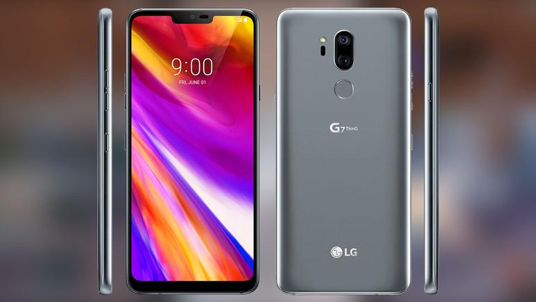 LG G7 ThinQ Türkiye fiyatı ortaya çıktı