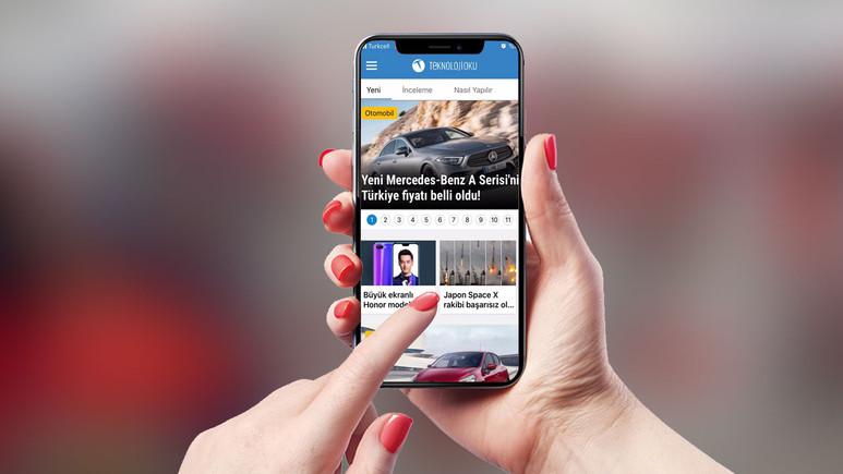 Teknolojioku iOS uygulaması yenilendi!