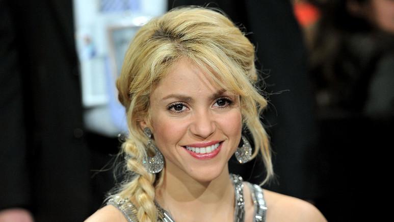 Shakira İstanbul'da!
