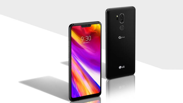 LG G7 ThinQ Türkiye fiyatı belli oldu