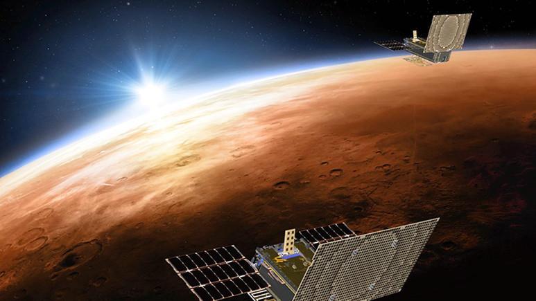 Mars Dünya'ya geliyor!