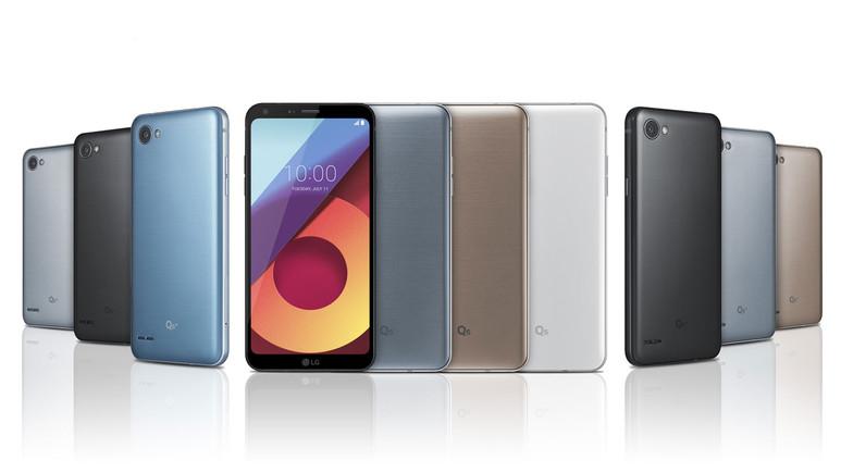 LG telefonlara yeni yazılım güncellemeleri geliyor!