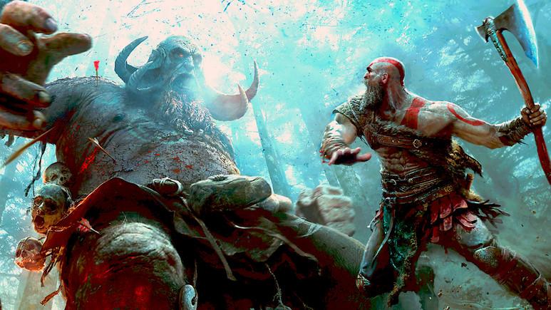 God of War, Sony'nin yüzünü güldürdü!
