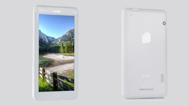 En çok satan tablet Türk markası reeder'dan geldi: M7 Go