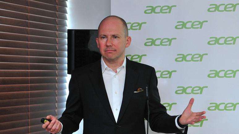 Acer tüketicilere değer sunmaya odaklanıyor