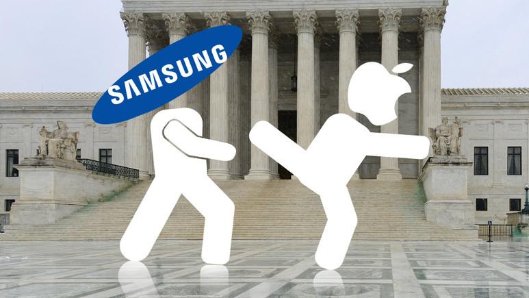 Samsung'dan abartılı Apple reklamları!