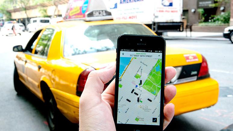 Uber anavatanında zorda!
