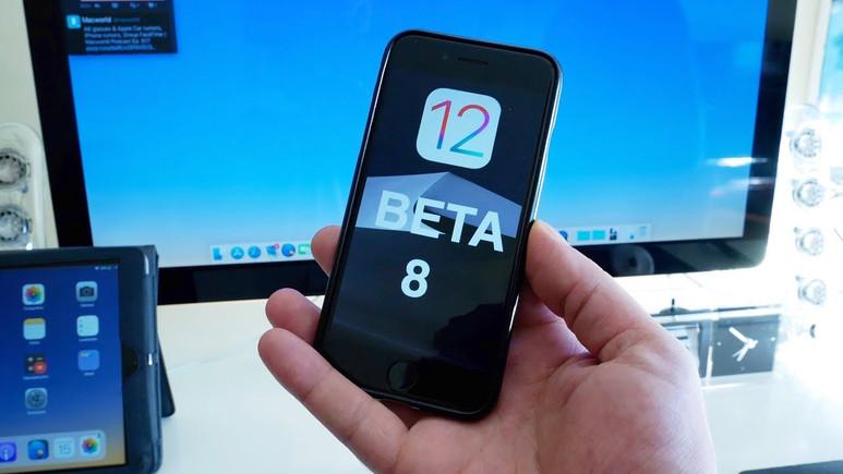iOS 12 Beta 8 yayınlandı!