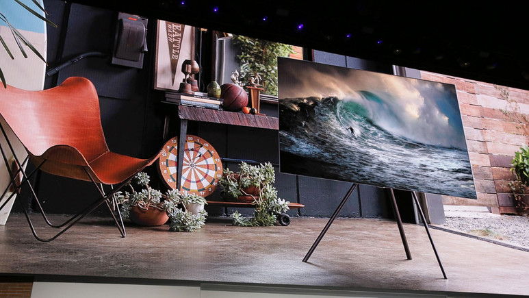 Samsung'dan 8K televizyon müjdesi!