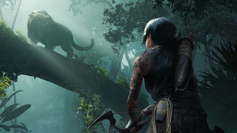 Shadow of the Tomb Raider Gamescom 2018 fragmanı!